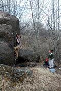 Rock Climbing Photo: Avery boulder