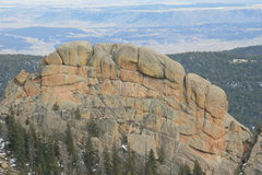 Rock Climbing Photo: Next