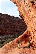 Rock Climbing Photo: Dogma