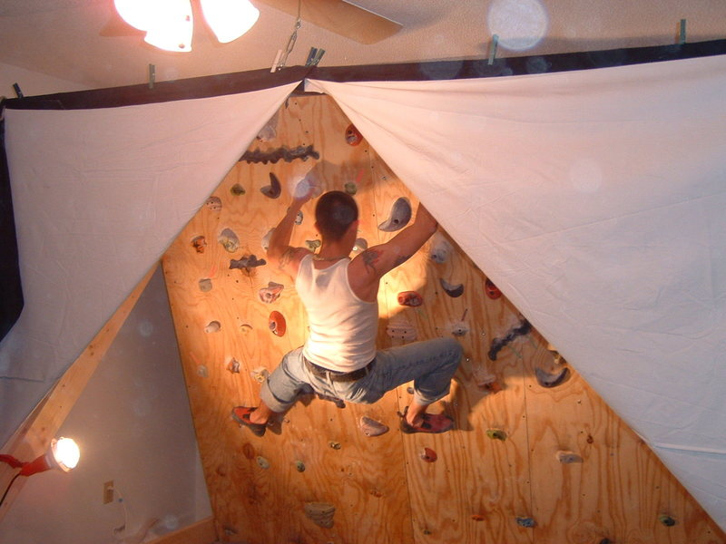 Rock Climbing Photo: Quality bouldering  in Fort Walton Beach Florida:)