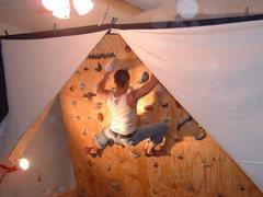 Rock Climbing Photo: Quality bouldering  in Fort Walton Beach Florida:)