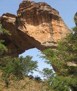 Rock Climbing Photo: The Arch