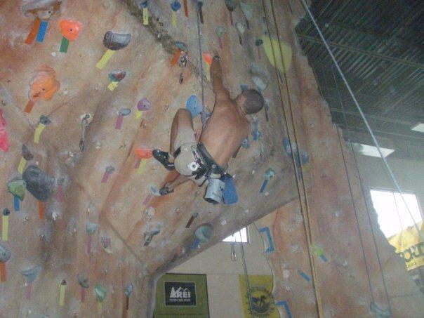 Rock Climbing Photo: Inner Peaks Charlotte