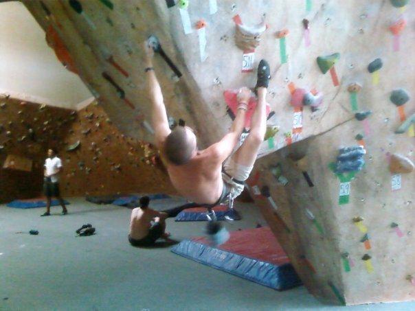 Rock Climbing Photo: peaks 510