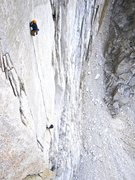 Rock Climbing Photo: P.7 of the Venturi Effect photo by Eric Bissell