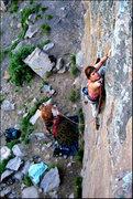 Rock Climbing Photo: FYD