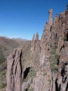 Rock Climbing Photo: Looking north