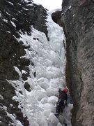 Rock Climbing Photo: Skillet's Revenge.