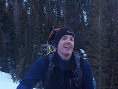 Rock Climbing Photo: glacier gorge winter