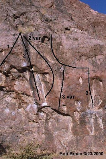Rock Climbing Photo: 1 - Fingerf*cker - 1 2 - Happy Birthday Dyno 2var ...