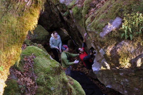 Rock Climbing Photo: Octernal