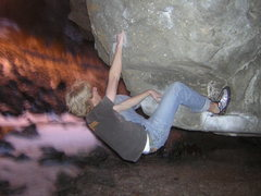 Rock Climbing Photo: clear creek