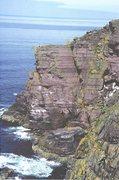 Rock Climbing Photo: The Point of Stoer.The Climbs ..H) Haramosh. G) Th...