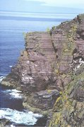 Rock Climbing Photo: The Point of Stoer.This is the true point about a ...