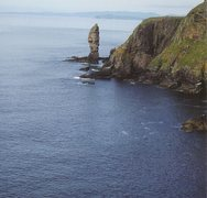 Rock Climbing Photo: The Old Man of Stoer .