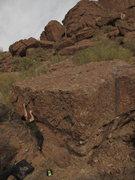 Rock Climbing Photo: Stella Stone.
