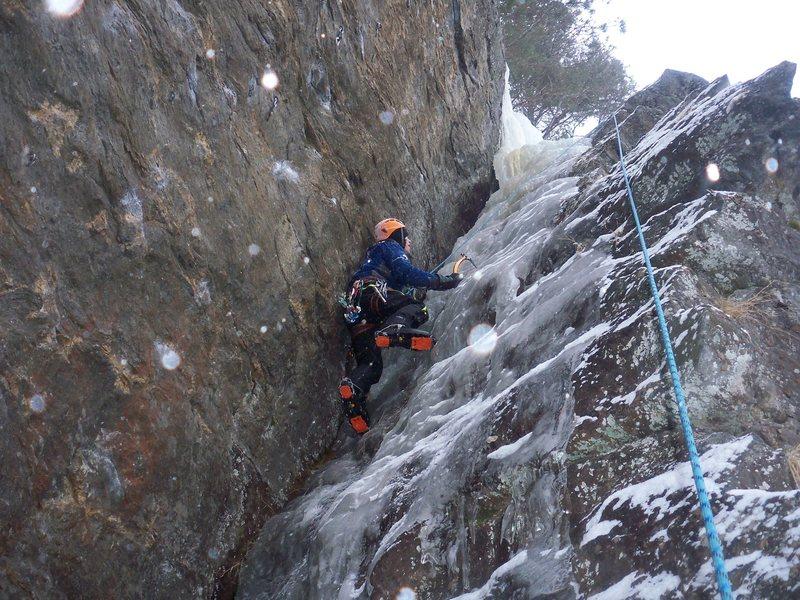 Rock Climbing Photo: 12/31/09