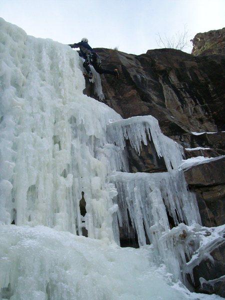 Rock Climbing Photo: CCC Ice