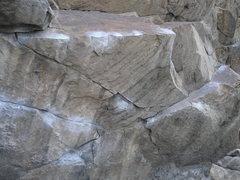 Rock Climbing Photo: CJMD.