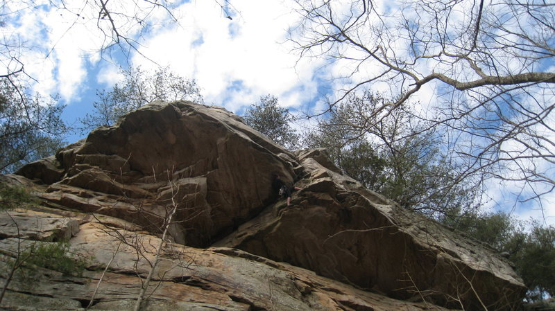 Rock Climbing Photo: Elephant Crack