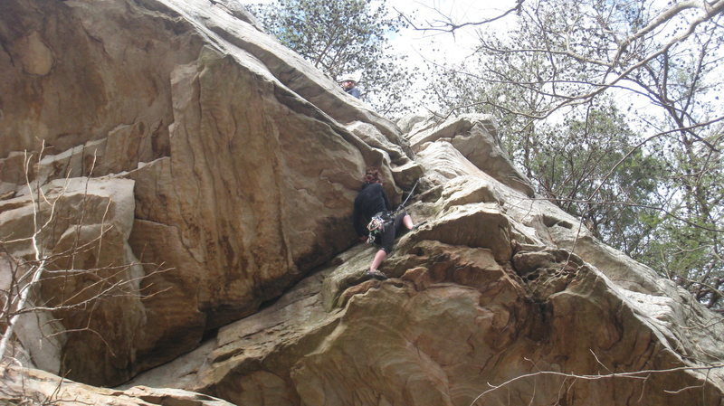 Rock Climbing Photo: Sunday 12/27