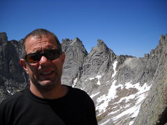 Rock Climbing Photo: wind rivers 2009