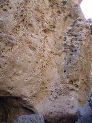 Rock Climbing Photo: The Ghetto Wall: Urban Sprawl