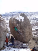 Rock Climbing Photo: Soul Slinger