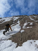 Rock Climbing Photo: P3.