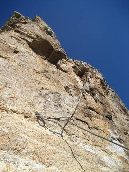 Rock Climbing Photo: New start to AZ Flyways.