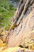 Rock Climbing Photo: Kennel Wall. Photo Ron Kenyon