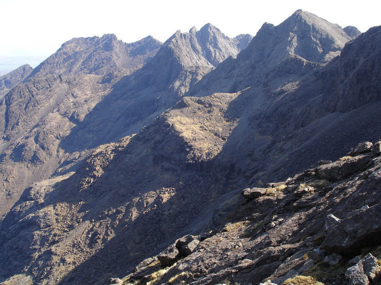 More of the ridge