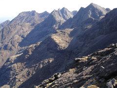 Rock Climbing Photo: More of the ridge