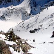 Rock Climbing Photo: Flattop, 2005