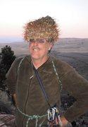 Rock Climbing Photo: Do you like my hat?