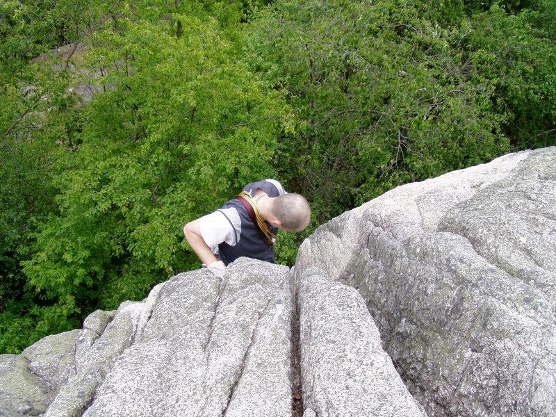 Rock Climbing Photo: Sugarloaf, Murrin Park