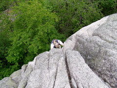 Rock Climbing Photo: Sugarloaf, Murrin Park