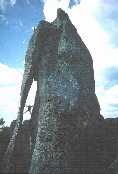Rock Climbing Photo: Classic Needle
