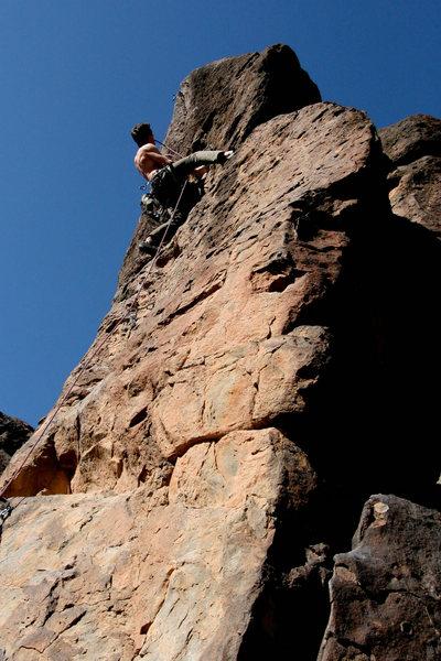 Rock Climbing Photo: 11 b