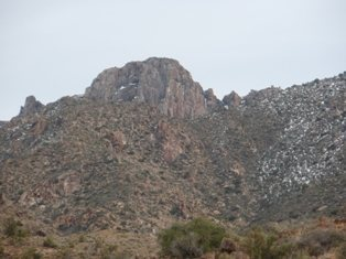 Rock Climbing Photo: Hualapai Wall?