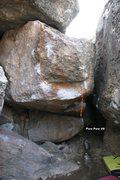 Rock Climbing Photo: Pow Pow Topo