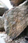Rock Climbing Photo: Pow Pow Left Topo