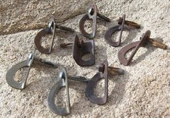 Rock Climbing Photo: Kevin Powell and I replaced all these old bolts on...