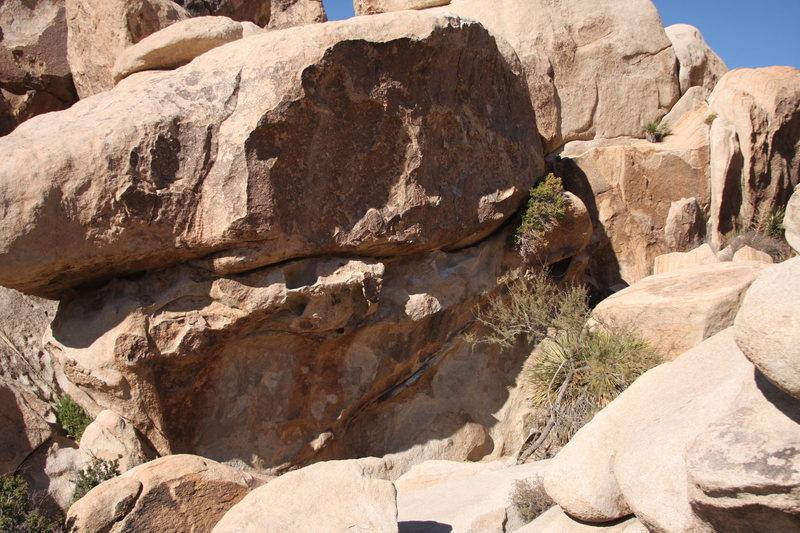 Rock Climbing Photo: Jane says...