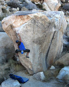 "Rock Climbing Photo: Frank Santos on ""Strength of Steel"". Pho..."