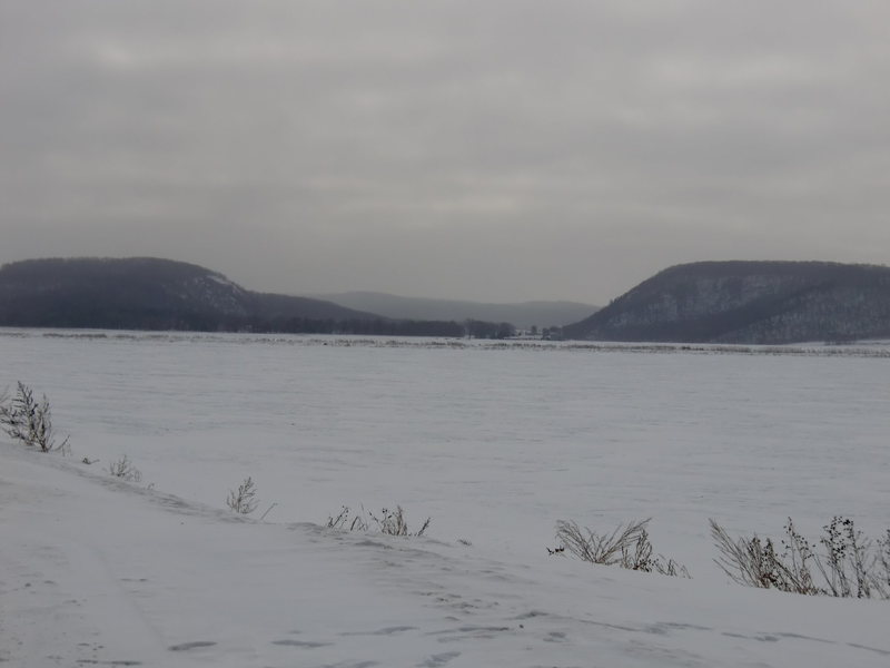 Rock Climbing Photo: Lower Narrows of the Baraboo Range