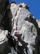 Rock Climbing Photo: Starting Relative to Standing.