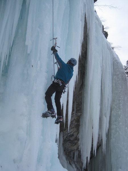 Rock Climbing Photo: Climbing on Playmate