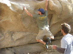 Rock Climbing Photo: GS