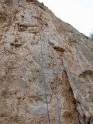 Rock Climbing Photo: Post-sending photo